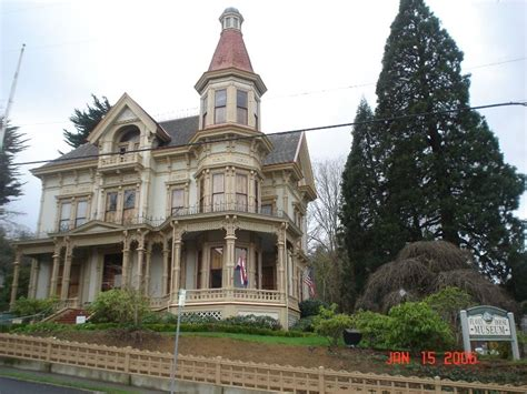 flavel house museum panoramio photo of flavel house museum seen in the goonies movie