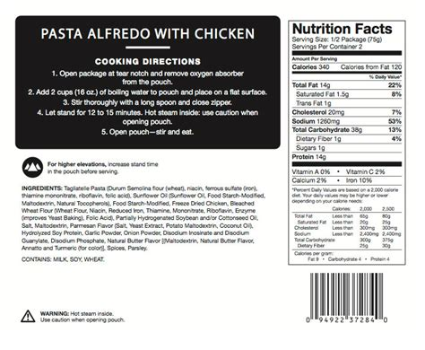 Olive Garden Nutritional Info by How Many Calories In Chicken Fettuccine Alfredo