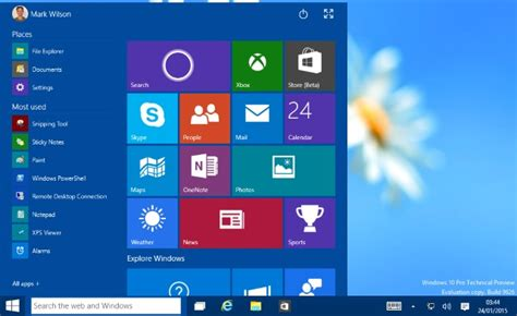 installing windows 10 technical preview build 9926 part 1 windows 10 technical preview build 9926 is much better