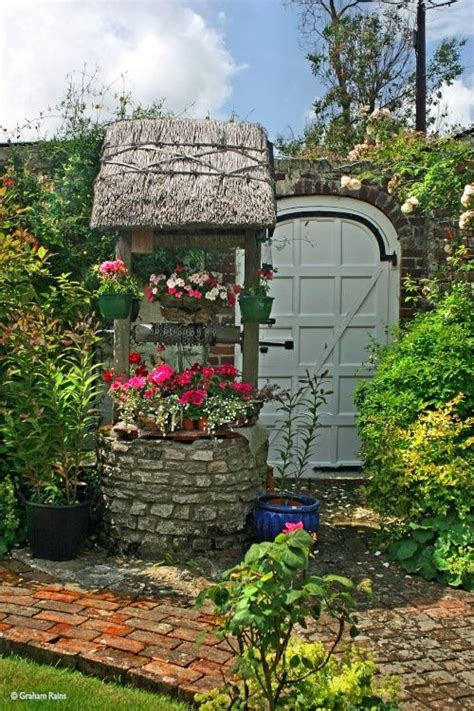 Wishing Well Cottage by Isn T This The Most Charming Wishing Well You Ve Seen
