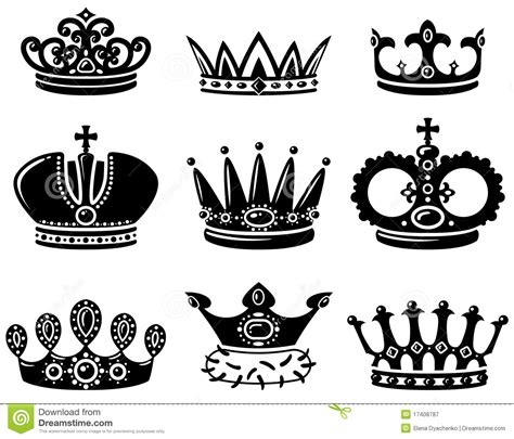 jogo da coroa fotografia de stock royalty free imagem