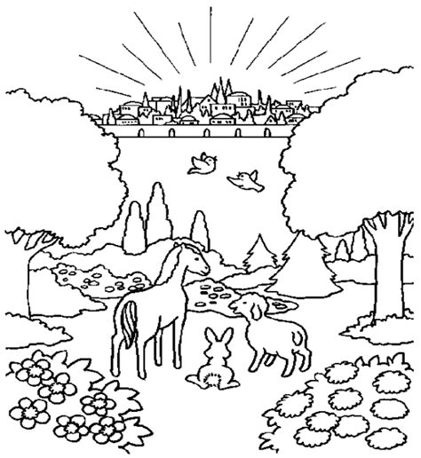 coloring pages jesus going to heaven among the homeschool notes from the parsonage