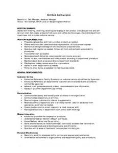 Supermarket Cashier Resume Sle by Store Clerk Resume Sales Clerk Lewesmr