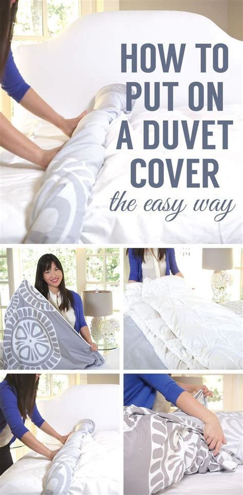 How To Put Duvet Into Cover 17 best ideas about duvet on bed covers bed sets and linen sheets