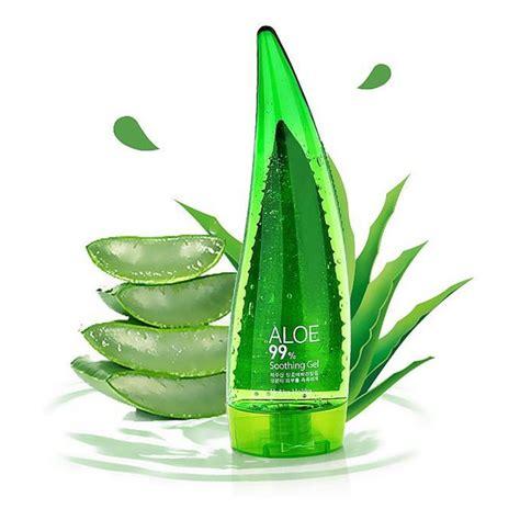 Holika Holika Aloe Vera 99 Soothing Gel 55ml Small Size holika holika aloe 99 soothing gel wielofunkcyjny 綮el aloesowy wiza綣24