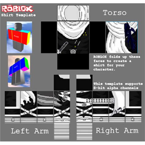 How To The Roblox Shirt Template