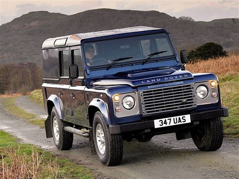 toyota land rover defender land rover defender 110 specs 2007 2008 2009 2010
