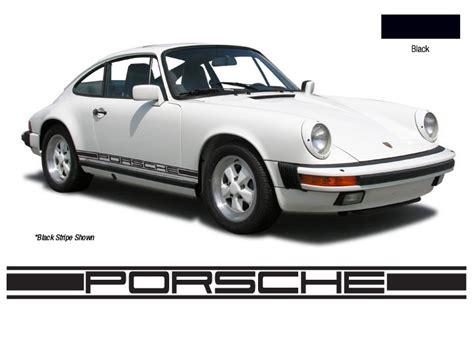 Aufkleber Porsche Design by Porsche 944 1989 91 Emblems Decals And Stickers Body Parts