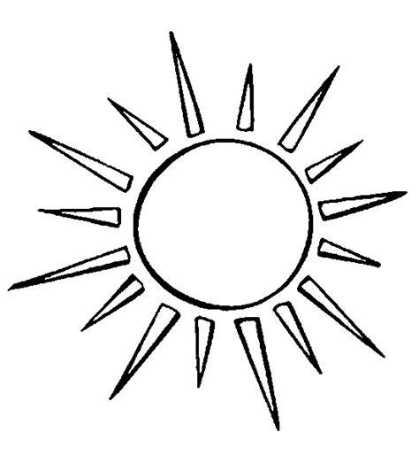 imagenes de luna sol y estrellas para colorear dibujo para colorear estrellas sol luna sol pinterest