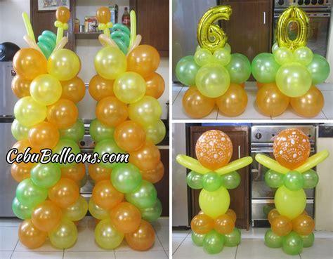 Hawaiian Balloon Decorations by Hawaiian Luau Cebu Balloons And Supplies