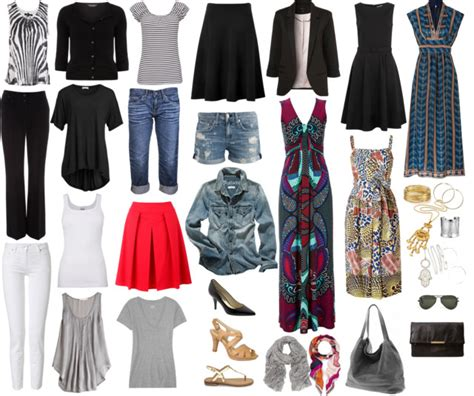 Project Wardrobe by If I Could Start Project333 Inspiration Update