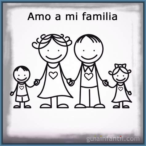 imagenes para dibujar la familia entretenidas imagenes para dibujar de la familia