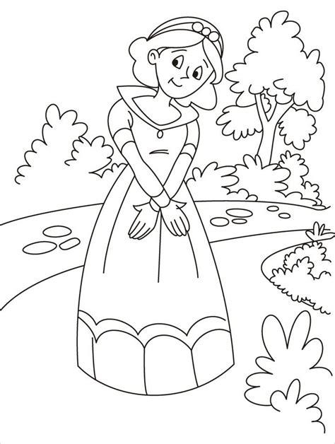 renaissance princess coloring pages free coloring pages of letter a