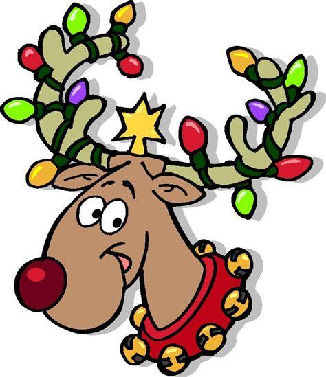 cliparts kerstmis kerst rendieren 187 animaatjes nl