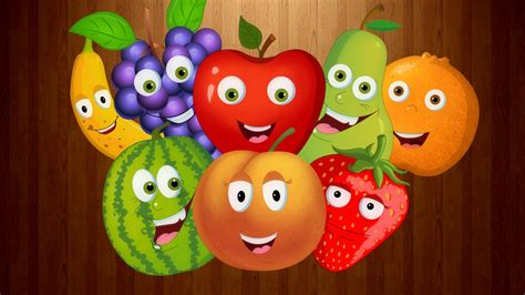 v r fruits fruits song rhymes learning for fruit