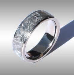 meteorite wedding ring finest quality seamless meteorite rings meteorite bands