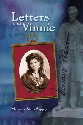 the letters edition books letters from vinnie by maureen stack sappey reviews