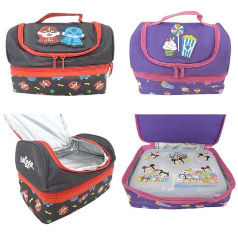 Tas Anak Sekolah 4in1 Limited jual beli dijual tas bekal anak lunch bag smiggle