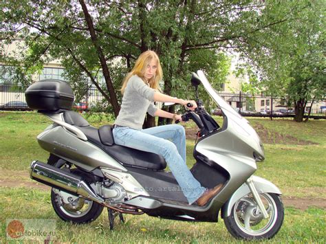 honda silverwing honda silver wing review and photos