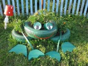 Make Your Own Home Decor 24 creative ways to reuse old tires as a garden decoration