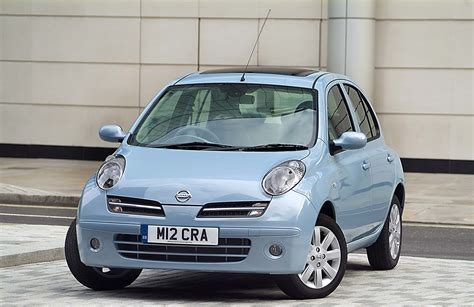 nissan micra nissan micra hatchback review 2003 2010 parkers