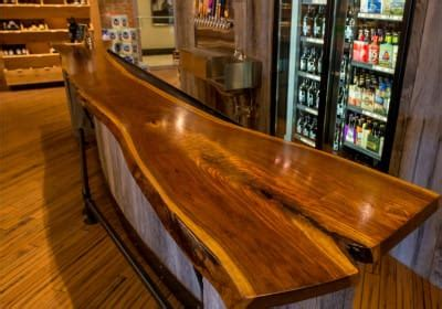 solid wood bar tops bookmatch solid slab archives maryland wood countertops