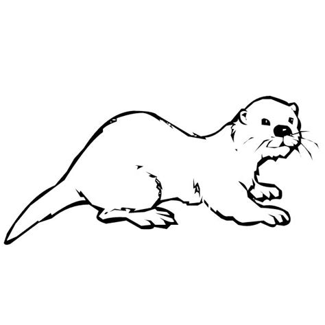 otter coloring pages preschool sea otter coloring pages coloring pages pinterest