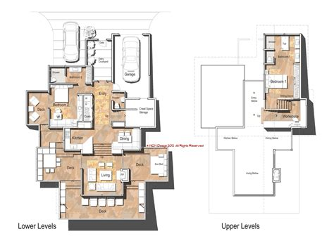 mansions floor plans mcm design modern house plan 2