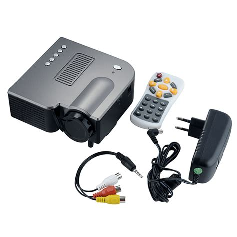 Proyektor Mini Uc 28 buy digital uc 28 mini led entertainment projector bazaargadgets