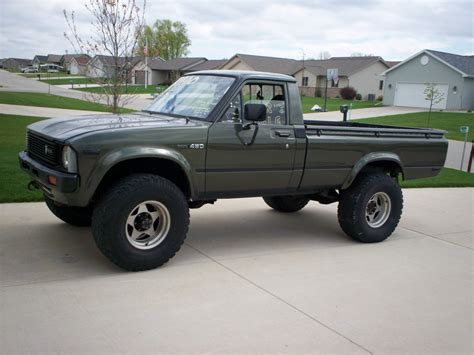 1980 toyota lifted 1980 toyota pickup information and photos momentcar