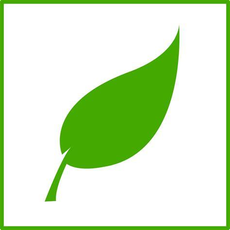 leaf clipart clipart green leaf logo icon