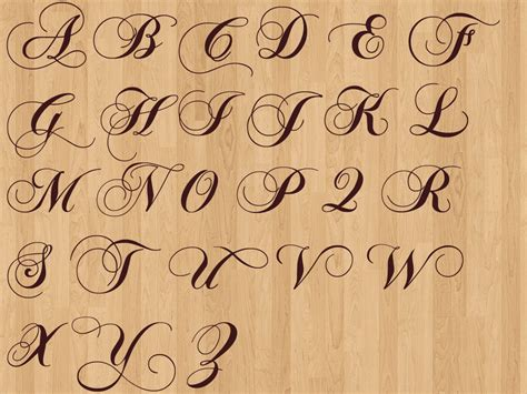 Letter Writing Style fancy handwriting styles www imgkid the image kid