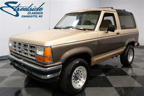 car maintenance manuals 1989 ford bronco ii transmission control 1990 ford bronco streetside classics the nation s trusted classic car consignment dealer