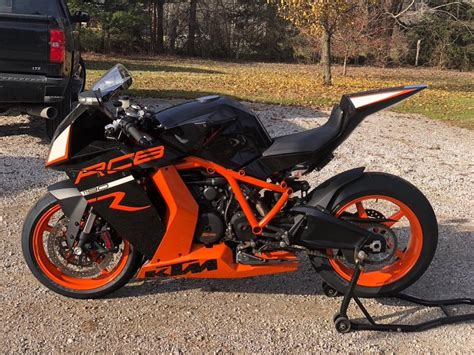 2011 Ktm Rc8r For Sale The Year That Was 2011 Ktm Rc8r Sportbikes For Sale
