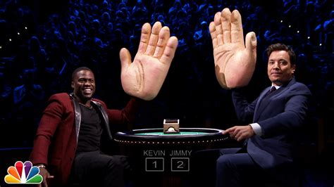 kevin hart game show slapjack with kevin hart youtube