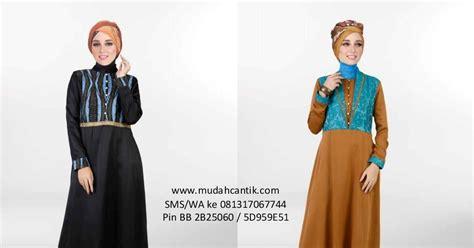 Baju Gamis Elegan Cantik baju lebaran gamis elegan cantik 2016 baju muslim