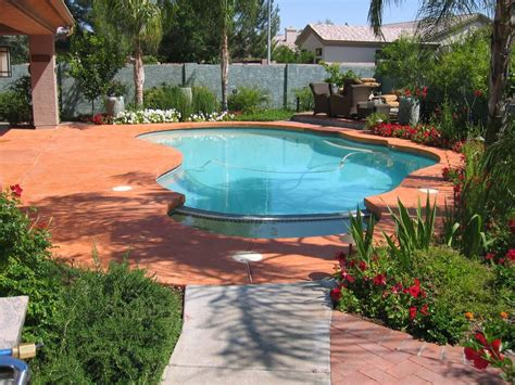 painted concrete  pool color eclipse painting