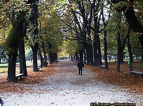 giardini porta venezia 22 29 milan giardini pubblici di porta venezia