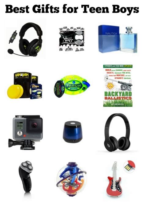 coolest christmas for boys teen best gifts for boys