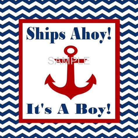 ahoy its a boy picture frame 79 best baby boy nautical shower ideas images on