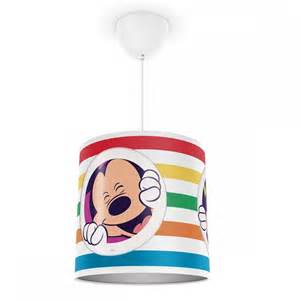 Frozen Bedrooms Mickey Mouse Double Cylinder Light Shade By Philips