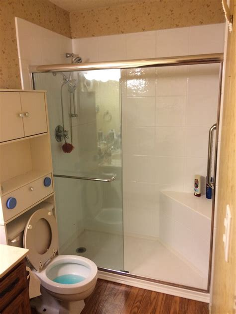 walk in shower with bench seat 28 best images about walk in shower with bench seat on pinterest walk in shower