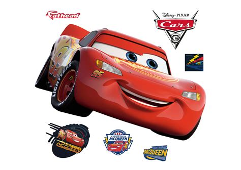 Wall Mural Shop lightning mcqueen cars 3 wall decal shop fathead 174 for