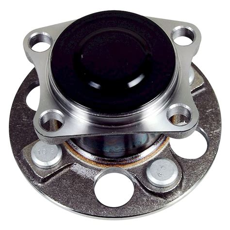 Bearing Yaris Mevotech 174 Toyota Yaris 2007 Rear Wheel Bearing And Hub