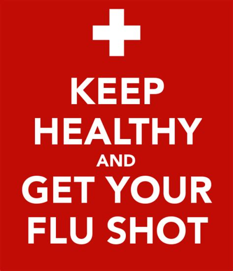 Flu Clinic by To Get The Flu Or Not To Get The Flu Absolutely Says Infectious Diseases Expert