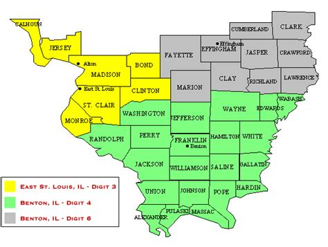 Illinois District Court Search Southern Illinois County Map Quotes