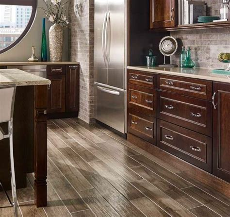 Palmetto Porcelain 6x36 Quot Smoke Wood Look Tile | palmetto smoke 6x36 quot wood look porcelain tile made in