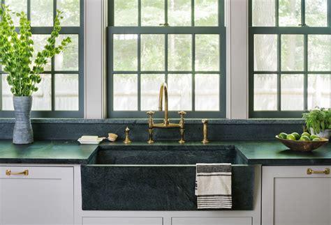 Soapstone Countertops Ta Remodeling 101 Soapstone Sinks Remodelista