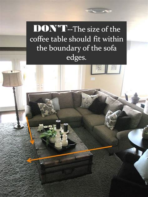 rug under sectional sofa design guide how to style a sectional sofa living rooms
