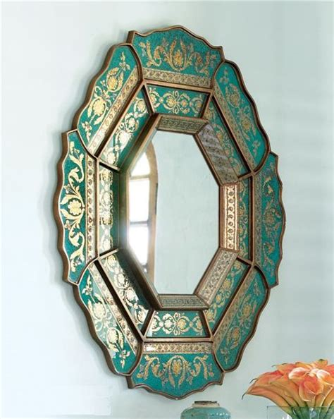 mirror decor decorative mirror by horchow
